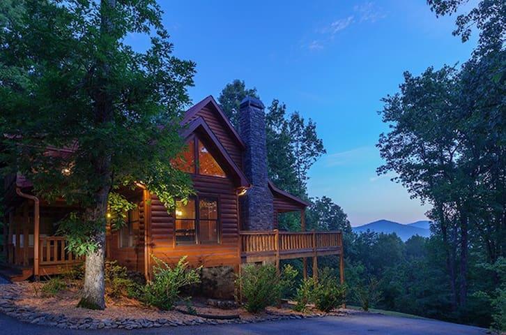 Blue Horizon Lodge - Mineral Bluff - Chatka