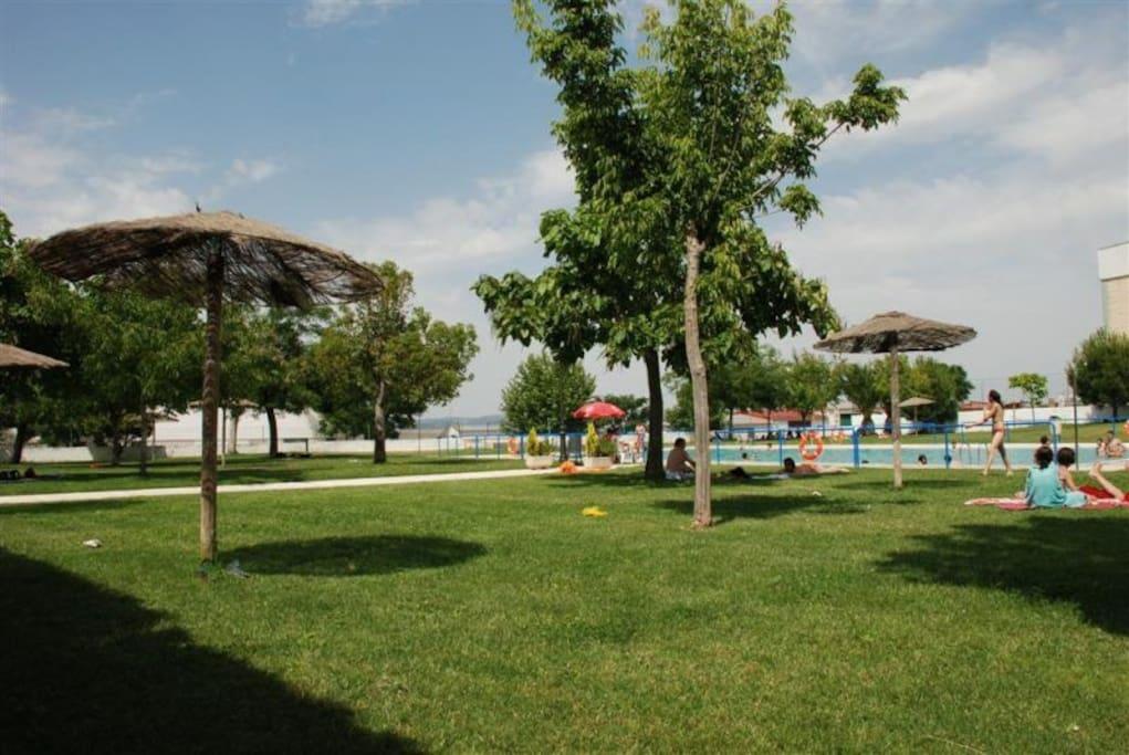 Piscina municipal Garrovillas de Alconetar