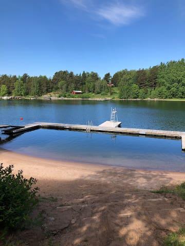 Stuga i Stockholms skärgård, Vätö.
