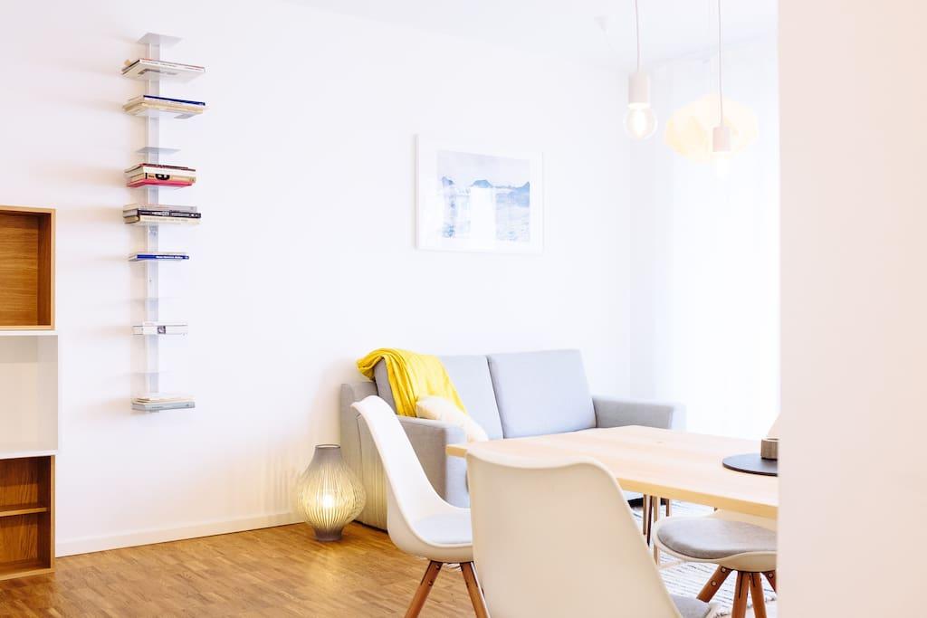 Livingroom / Wohnzimmer