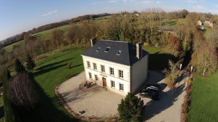 Les jaunaux - Coulonges-sur-Sarthe - Huis