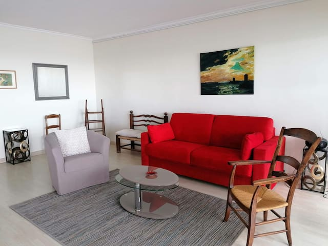 joli appartement avec vue inoubliable