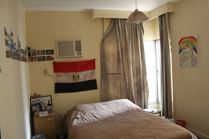 Private Room in Zamalek - Zamalek - Daire