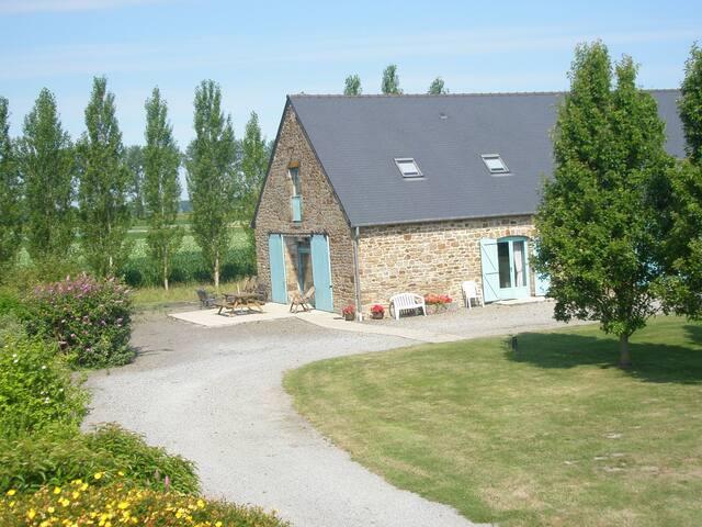 gite Saline - Roz-sur-Couesnon - Casa