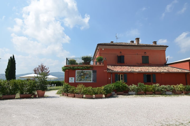 Lovely Apartment in Coriano Italy with Swimming Pool