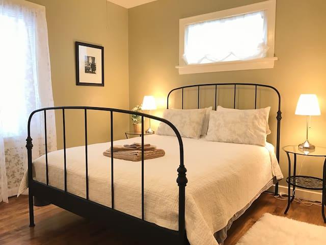 Bedroom 2 with Super Comfortable Queen Bed