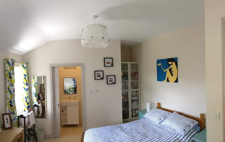 Coolagh Country House : 1 Double room + En suite