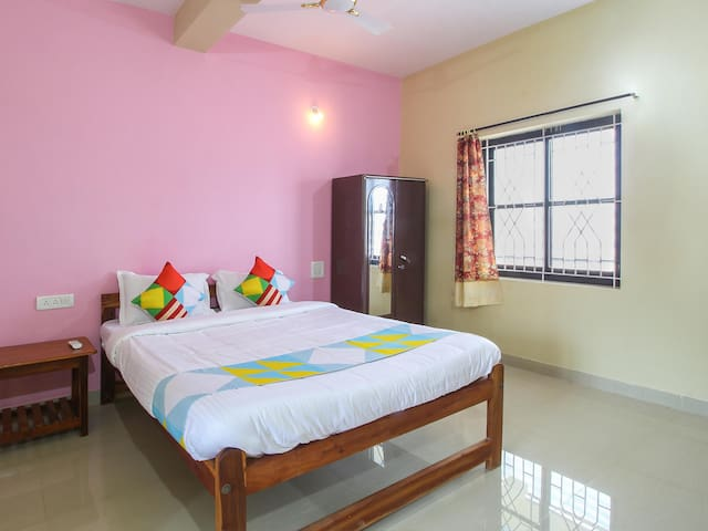 Spacious 1BR Home Near Morjim Beach (Prices Slashed)