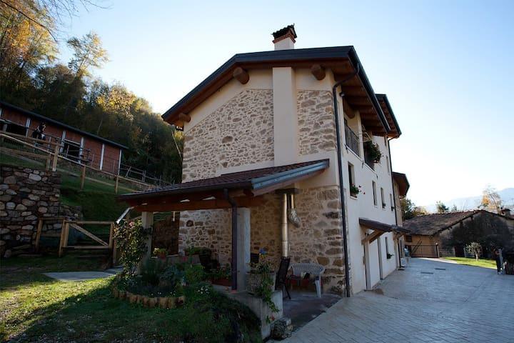 Montagna e Trekking per la famiglia - Valli del Pasubio - Bed & Breakfast