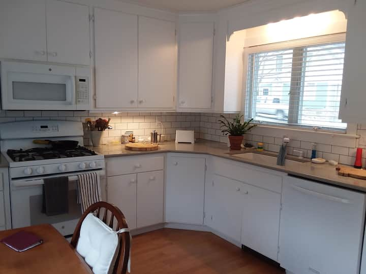 Stonington Harbor House for Monthly Stays Only