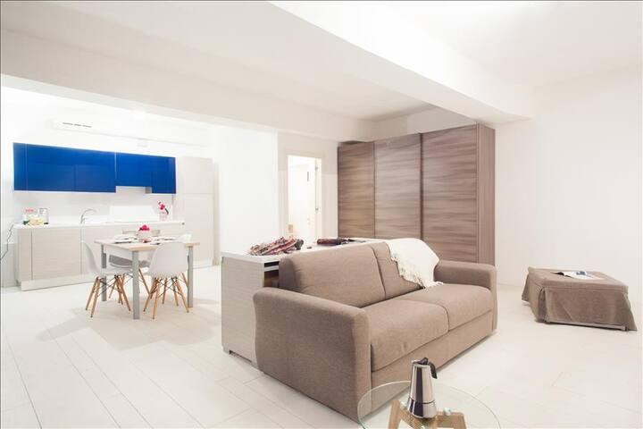 Pantalone 6 - Bright studio ideal for 2 people - Venecia - Apartamento