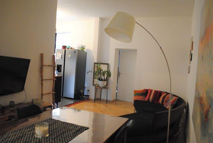 Super zentral gelegene  Wohnung mit Terrasse!!!