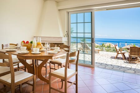 Summer Villa in Skala with amazing views! - Poros