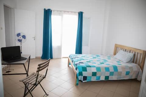 Appartement F3 sur plateau proche pl indépendance