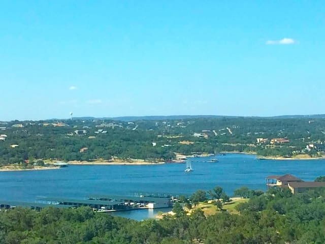 Lake Travis Family Vacation Home - Lago Vista - Rumah