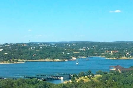 Lake Travis Family Vacation Home - Lago Vista - Huis