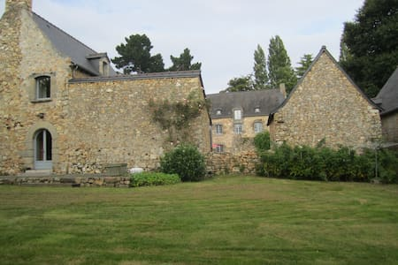A 18th century country house, entirely renovated. - Plouër-sur-Rance - Casa