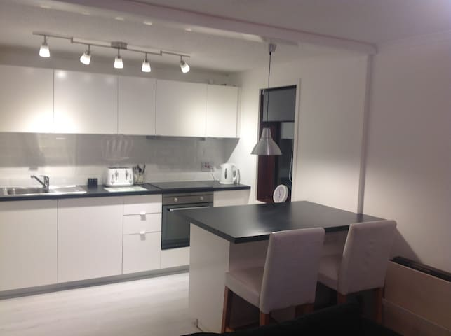 Spacious Royal mile apartment with free parking.