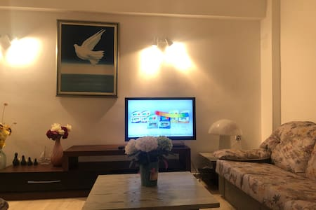Beautiful and Cozy Apartment in Oropos! *Sea-View