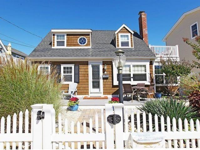 LBI Beach House in great location - Long Beach Township - House