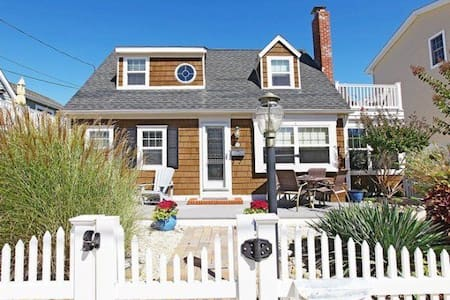 LBI Beach House in great location - Long Beach Township