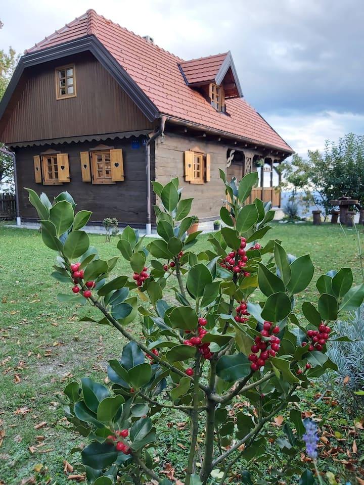 Kuća za odmor Poljanica Okićka