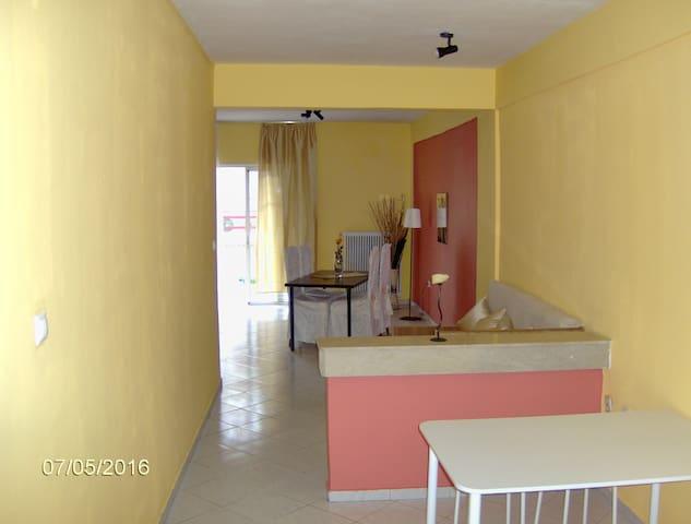 Modern apartment 120 m2 - Trikala - Apartment