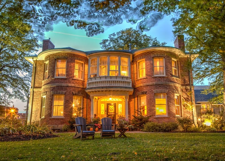 Downtown Charlottetown Mansion