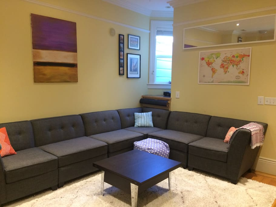 Homey private room in neighborhood condo appartements en r sidence louer - Appartement a louer san francisco ...