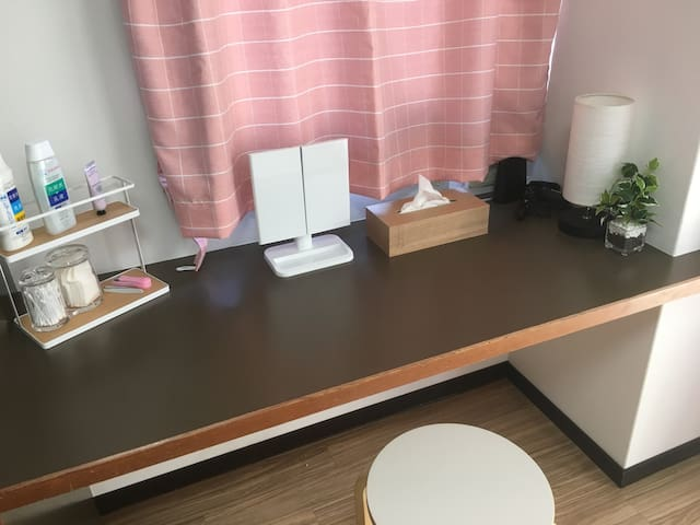 Female-shared Rm. 2min walk from Tokushima Sta. - Tokushima - Byt
