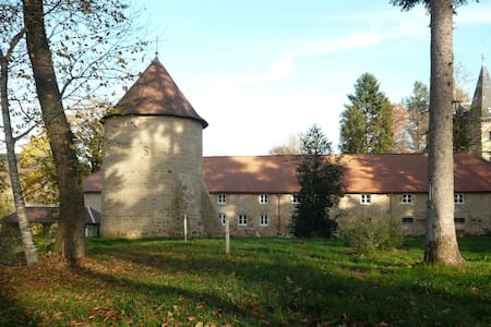 Château de Magny en Morvan - Millay - Haus