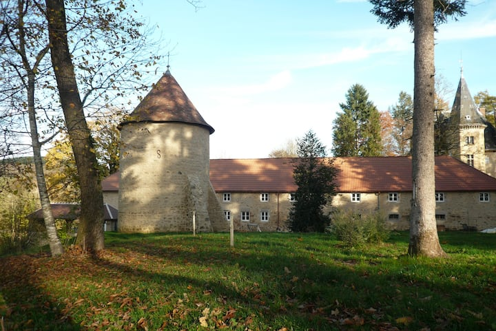 Château de Magny en Morvan