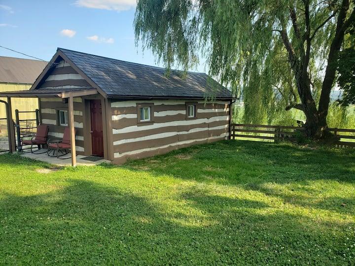 The Cabin at Sunny Ridge Farm