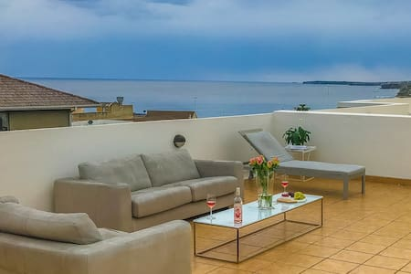 Luxurious Beach-side Penthouse with Ocean Views - Bondi Beach - Departamento