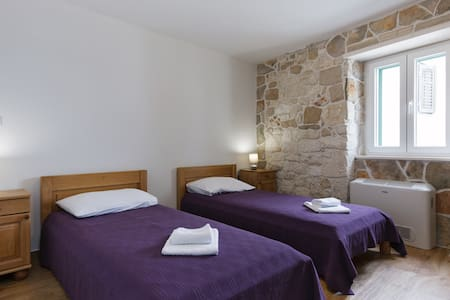 Guest house Jere Old Town room 1 - Rogoznica - Σπίτι