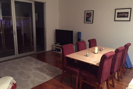 Modern Toorak Apartment - Toorak - Byt