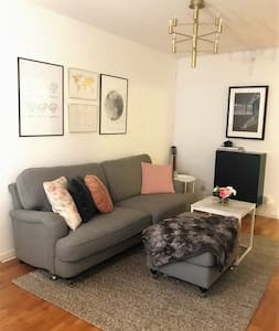 Cosy apartment in the heart of Gothenburg