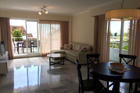 Precioso apartamento frente al mar - Marbella - Wohnung