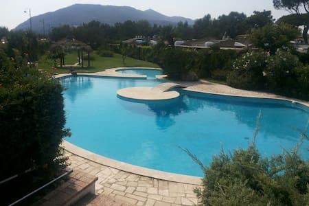 Gorgeous family home with pool - San Felice Circeo - San Felice Circeo