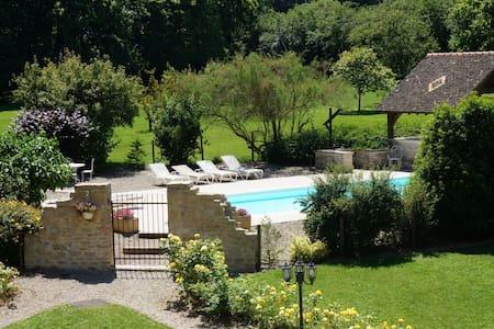 Demeure avec piscine tout près de Beaune - Beaune - Rumah