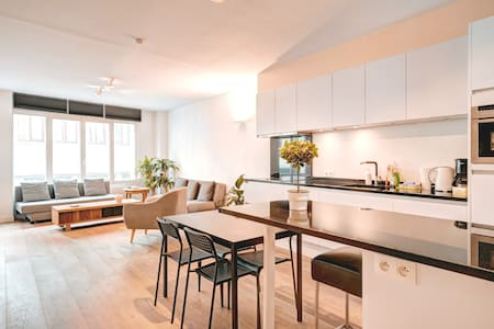 Superior Light House Apartment Centre of Antwerp |
