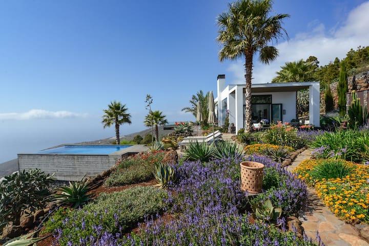 Villa El Cielo - Designervilla mit Infinity-Pool