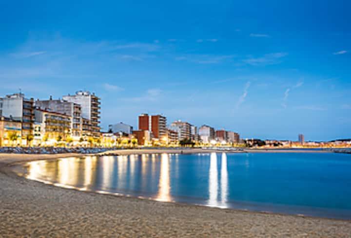 Bonito apartamento en Calonge, Costa Brava, Girona