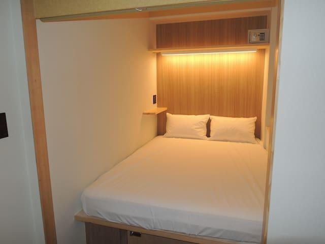 commun ryogoku 2F Dormitory room