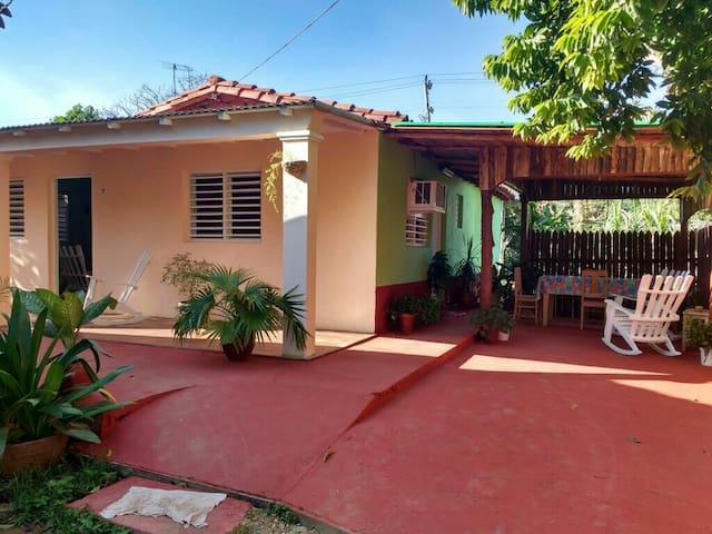 Casa Niki y Anicia