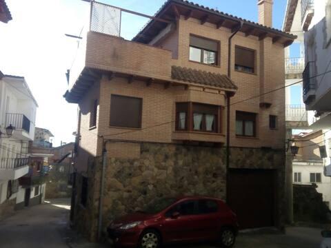Casa rural el balcon de gredos