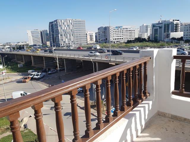 Appart près aéroport