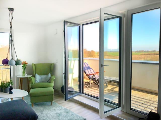 Modernes Zimmer in SPO - schöne Lage! - Sankt Peter-Ording - Apartment
