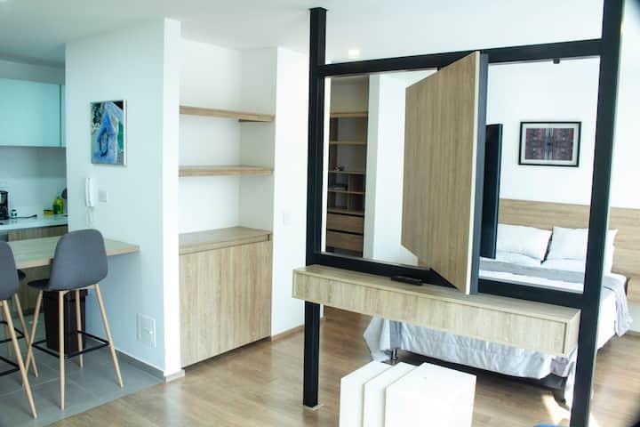 (NEW) Luxury loft in USAQUEN