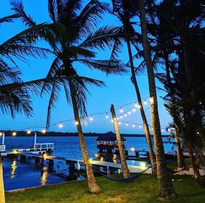 Hotel La Marina Del Rio en La Pesca, Tam